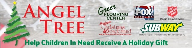 The Salvation Army's Angel Tree Program