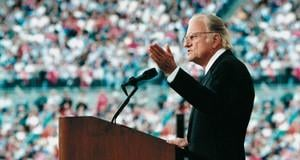 Billy Graham's ministry