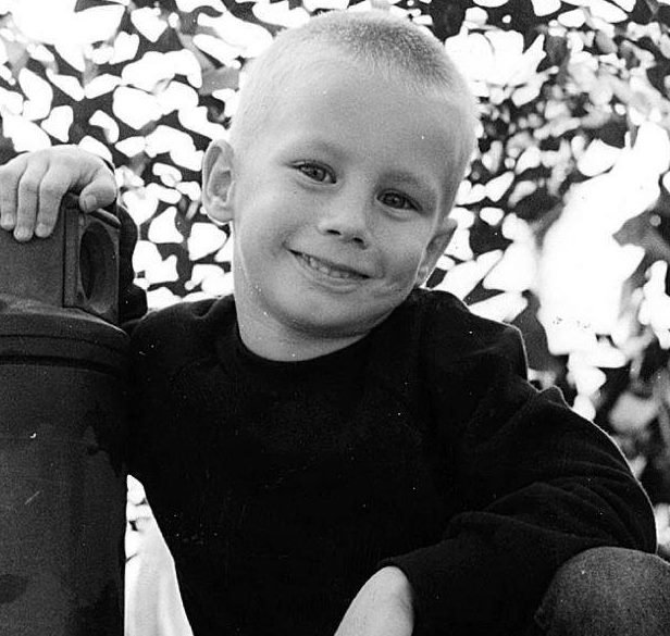 Justin Turner, 5, was murdered March 3, 1989 (Source: Justice for Justin Turner Facebook page)