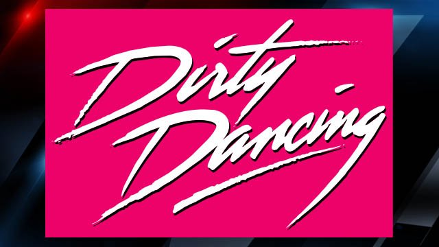 """Dirty Dancing"" logo (Wikimedia Commons)"