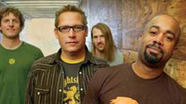Hootie and the Blowfish (Source: ticketmaster.com)