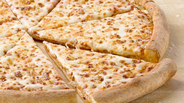 File image of pizza