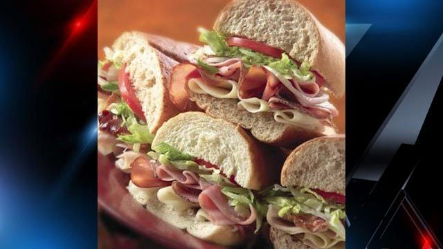 Jersey Mike's Subs says it's donating 100 percent of proceeds from Wednesday sales at local restaurants to a Greenville organization. (Source: www.jerseymikes.com)