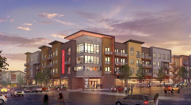 Artist rendering of Main and Stone (Courtesy: The Beach Company)