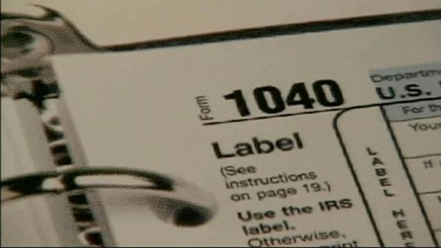 Tax form (file/FOX Carolina)