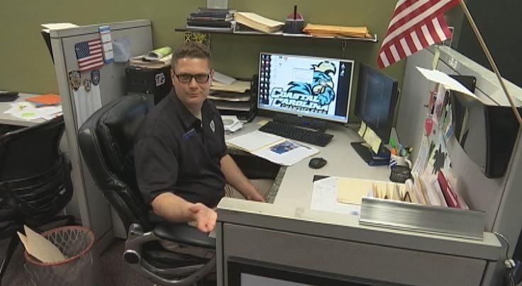 Investigator Eric Gallman works to crackdown on shoplifting in Spartanburg (FOX Carolina)