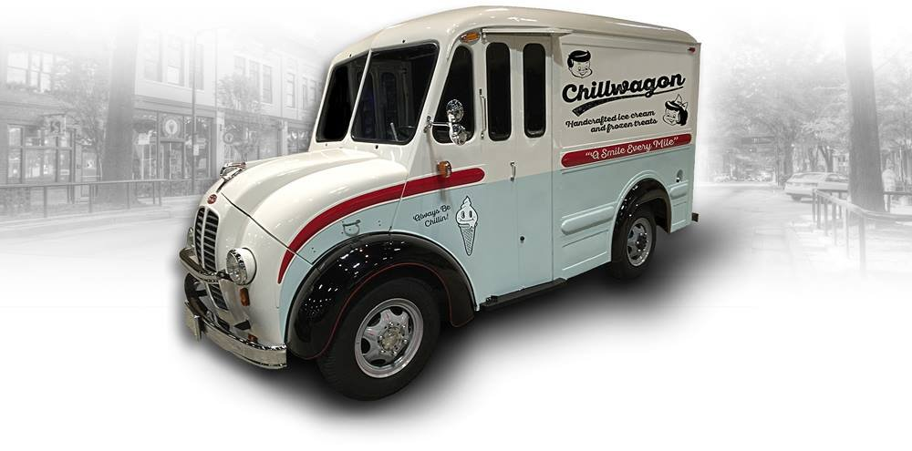 Chillwagon to serve up frozen treats this summer. (Courtesy: Ryan Owens)