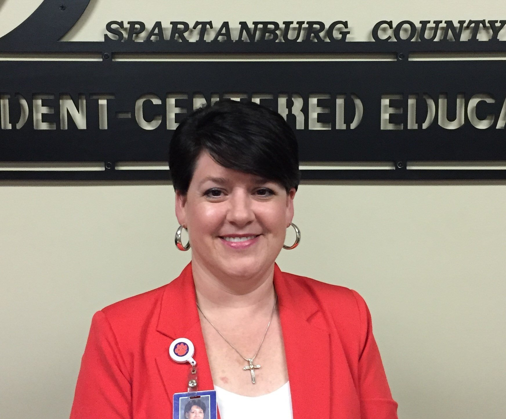 Shelley Brown named new principal for Mabry Middle School (Source: District 1 Schools).