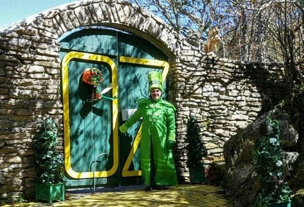 Nc Wizard Of Oz Theme Park To Reopen On Weekends In June Fox Carolina 21