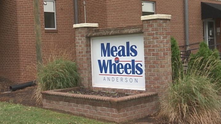 Meals on Wheels Anderson trying to get back in the black (FOX Carolina)