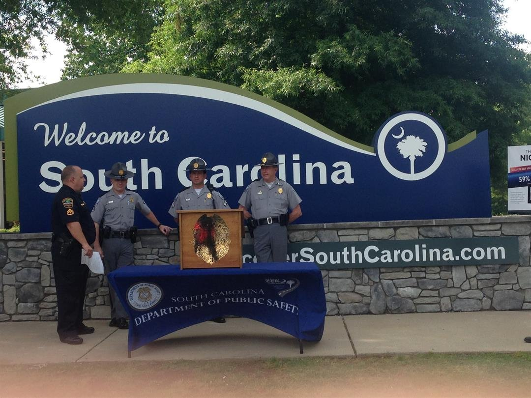 the south carolina seat belt law New hampshire does not currently have a seat belt law in place backseat seat belt enforcement also varies as a primary and secondary offense from  south carolina.