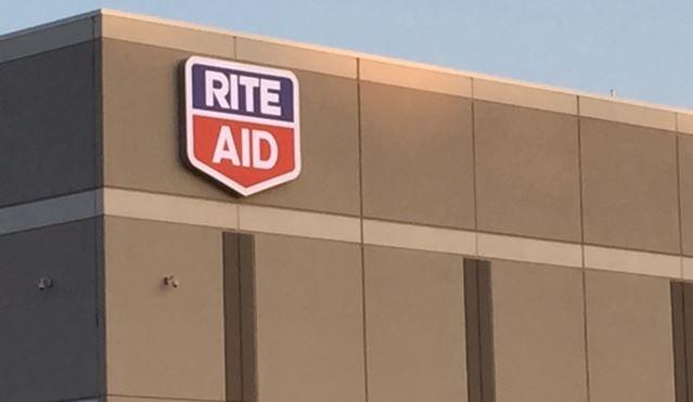 The new Rite Aid distribution center (FOX Carolina/ June 1, 2016)
