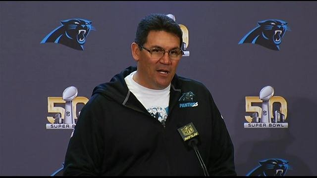 Ron Rivera (file/FOX Carolina)