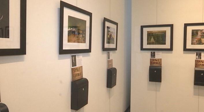 """Through Our Eyes"" exhibit open through end of July (FOX Carolina)"