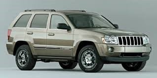 Suspect(s) believed to be in a 2000-2006 model Jeep Grand Cherokee. (Source: Simpsonville PD)