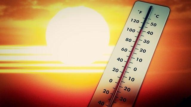 Summer heat. (Courtesy: AP Images)