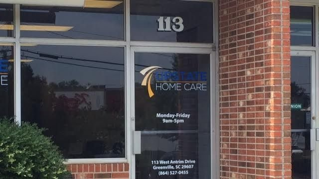 Upstate Home Care Solutions provides home care help for those who need assistance. (FOX Carolina/ July 22, 2016)