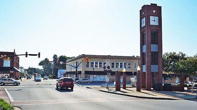 Simpsonville, SC (Source: Zippia)