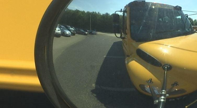 School bus  (FOX Carolina)