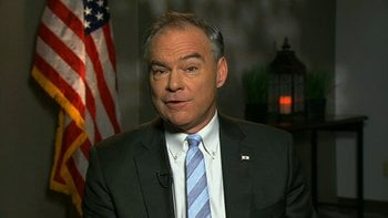 Tim Kaine (Courtesy: CNN)