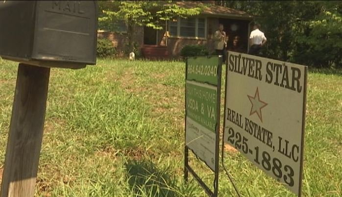 David Phillips has had this property on the market in Anderson for two months. (FOX Carolina)