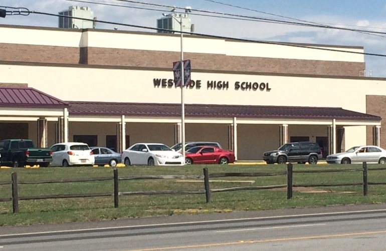 Westside High School (FOX Carolina/ File)