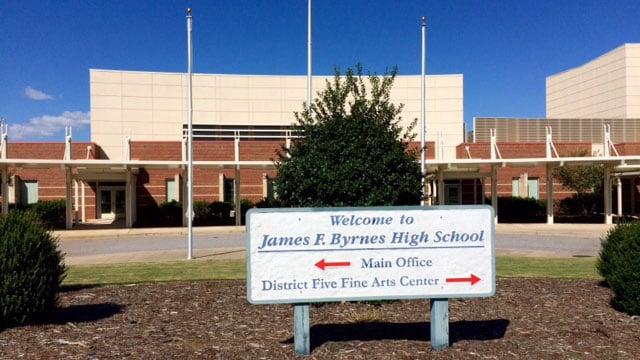 Byrnes High School