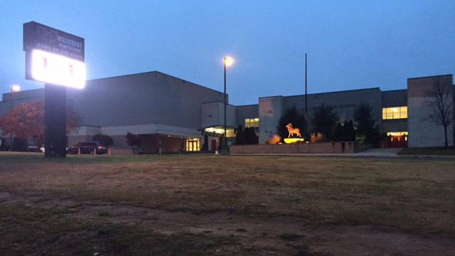 Hillcrest High School (FOX Carolina)