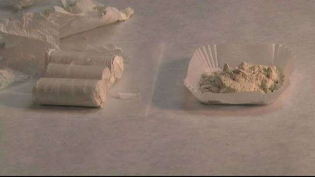 Sheriff says Greenville County is now a 'High Intensity Drug Trafficking Area'