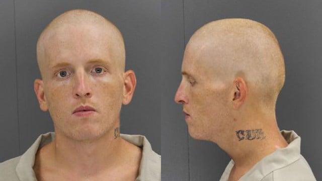Escaped inmate Blake Rochester (Source: SCDC)