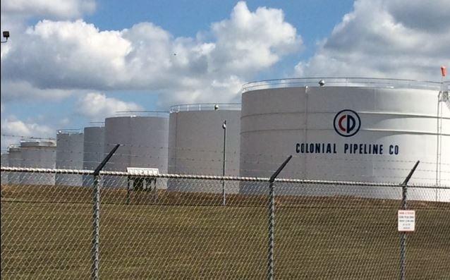 Colonial Pipeline facility in Belton (FOX Carolina)