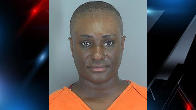Ericka Williams (Source: Spartanburg Co. Detention)