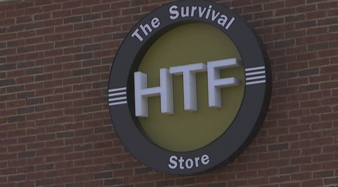 HTF Survival Store opened a year and a half ago, and managers say more customers are interested in preparing for disaster (FOX Carolina)