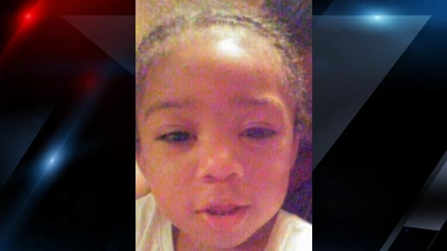 Nevaeh Richardson (Amber Alert)
