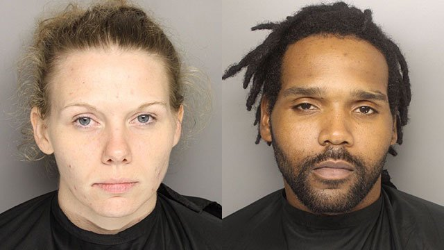 Dianna Strickland and Justin Mcleod (Source: Greenville PD)