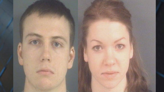 John (left) Kelsey (right) (Source: CCSO)