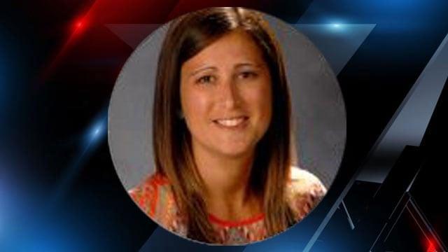 First grade teacher Meghan Hollingsworth (Source: Townville Elementary School)