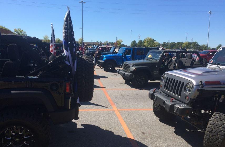 Dirty Jeeple Run (FOX Carolina/ Oct. 1, 2016)
