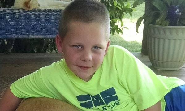 A GoFundMe page was launched to help Collin and his family (Courtesy: Malorie Mappin)