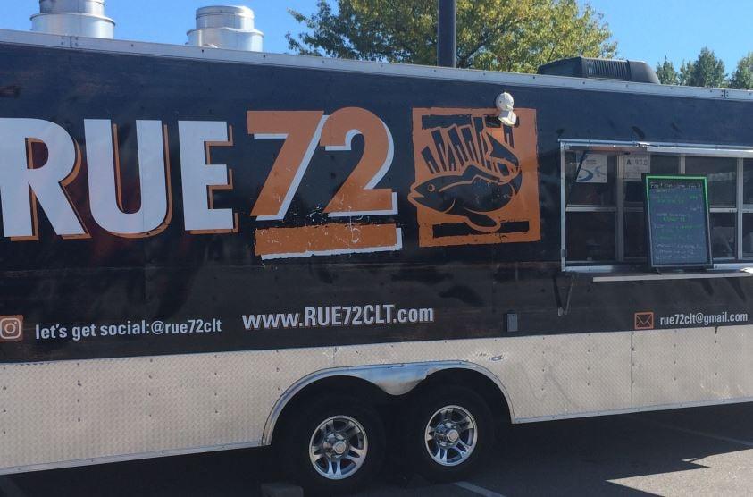 Food truck festival (FOX Carolina/ Oct. 1, 2016)