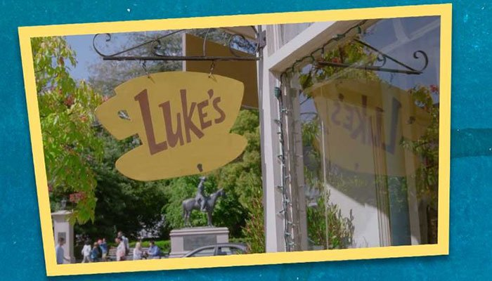 Luke's Diner (Source: Town of Stars Hollow)