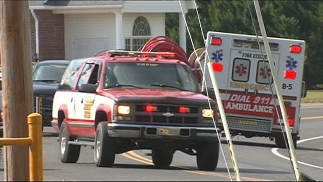Townville firefighters (file/FOX Carolina)