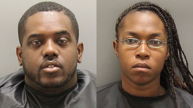 Undre Randolph and Vontria Walker (Source: OCSO)