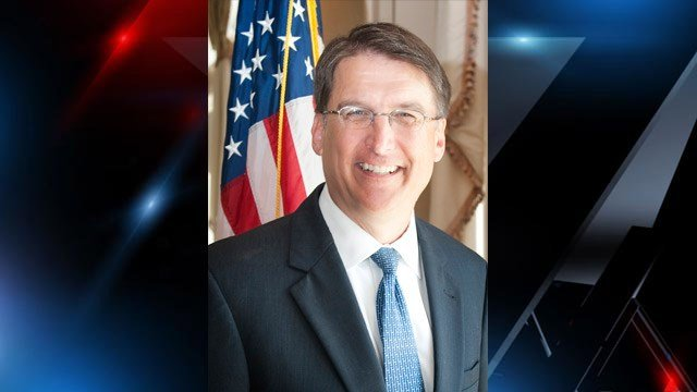 Gov. Pat McCrory (file/FOX Carolina)