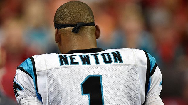 Cam Newton (Source: AP Images)