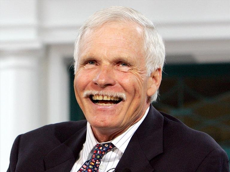 Ted Turner (Source: Associated Press)