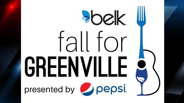 New logo for Fall for Greenville (Courtesy: City of Greenville)
