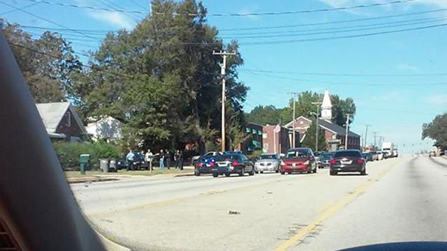 Scene on White Horse Road (Source: Danielle Sunde)