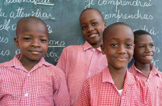 Several groups are working to help children and families in need (Courtesy: Mission for Haiti)