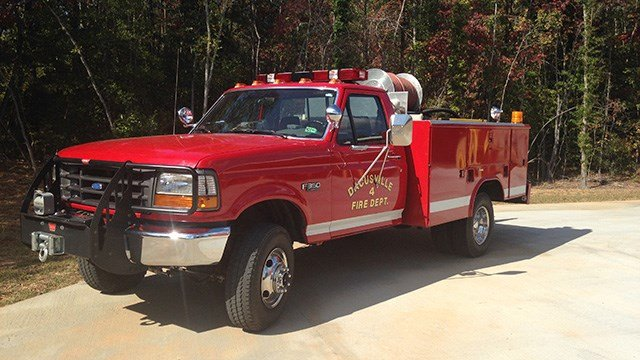 New fire substation dedicated to Dacusville Fire Department. (October 16, 2016 FOX Carolina)